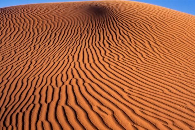 Curving Dune